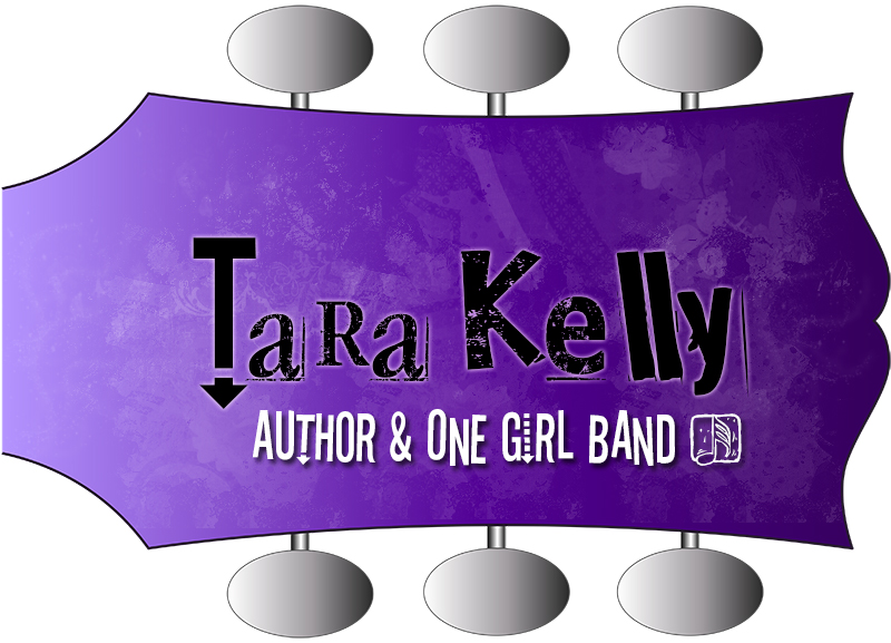 Tara Kelly, YA Author & One-Girl-Band
